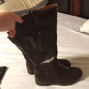 Shoes - Wide Calf Boots 8W
